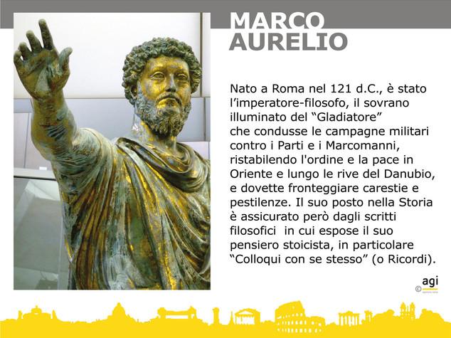 Da Cesare A Seneca L Urbe Ispira L Italia