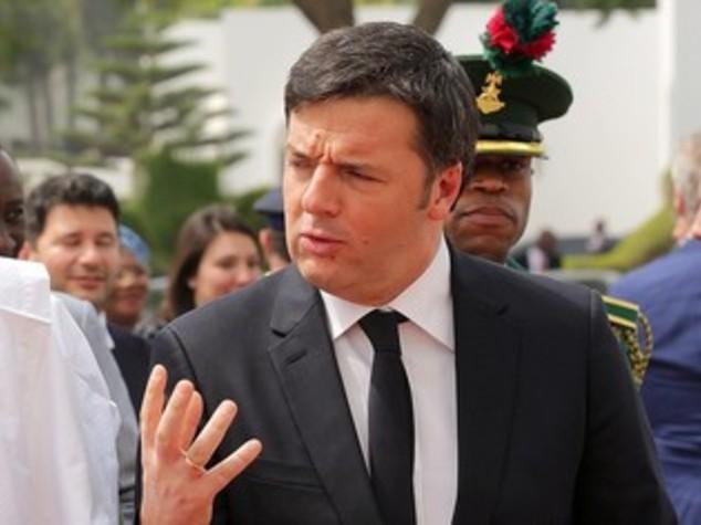 Renzi si congratula per scoperta onde gravitazionali