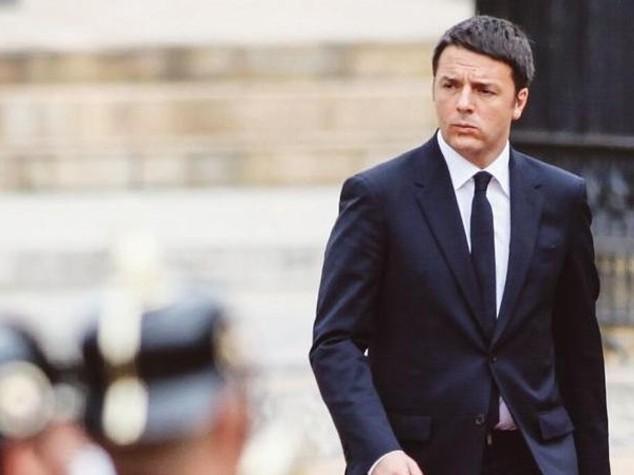 "Renzi ""non la daremo vinta ai terroristi"""