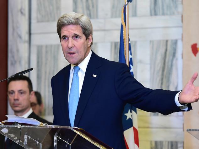 Siria: Kerry, dialogo può continuare