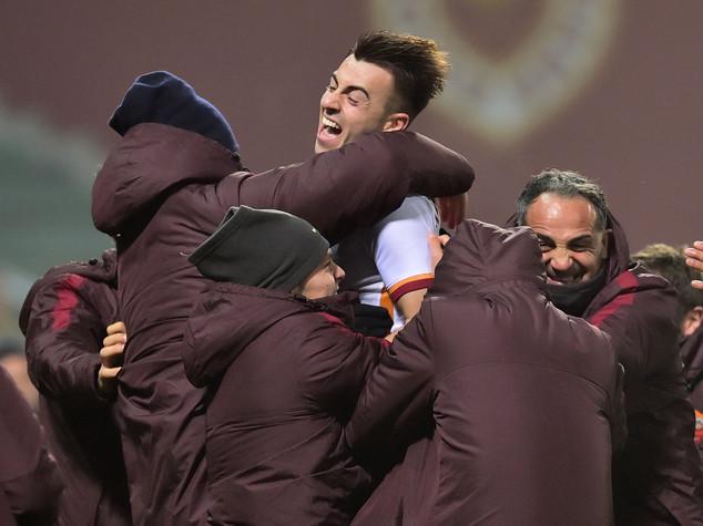 Spalletti funziona, la Roma batte 2-0 il Sassuolo