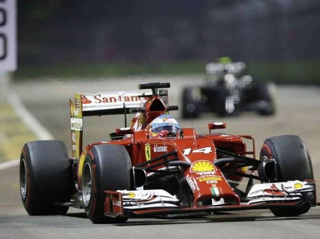 """F.1: Alonso verso addio alla Ferrari, """"Non vivo su Marte, conosco queste voci..."""""""