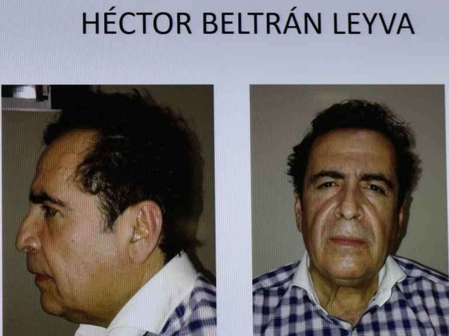 Messico: preso il 're' del narcotraffico, il super-ricercato Hector Beltran Leyva