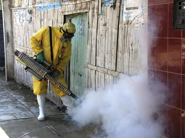 Zika: quasi 26.000 casi in Colombia, 3.100 sono donne incinte