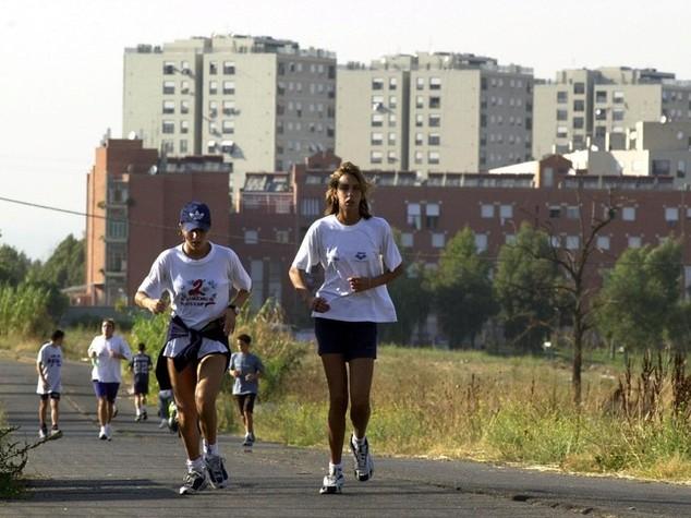 Salute: 1 mln italiani fa jogging, mentre 4 su 10 sono sedentari
