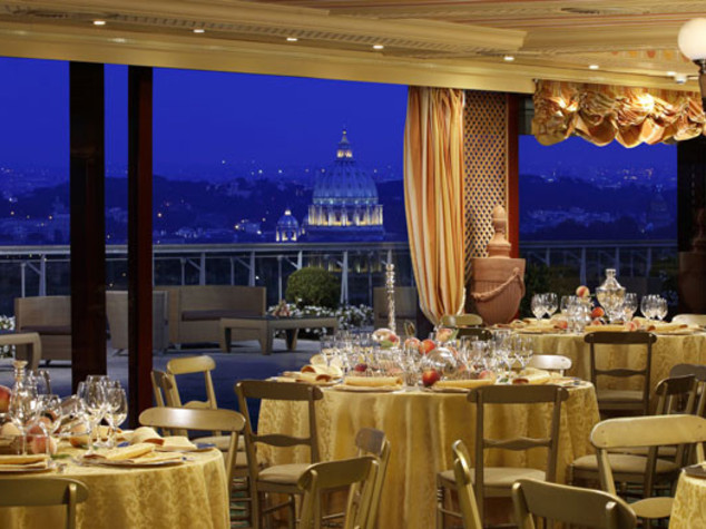 Metti una sera a cena (a Roma )