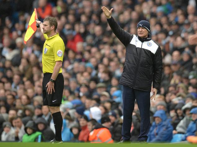 Volano le Foxes di Ranieri, 3-1 al Manchester City