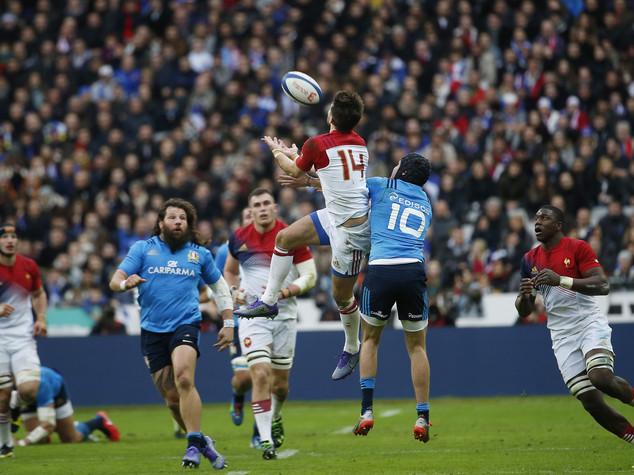 Rugby: 6 Nazioni, Italia sconfitta dalla Francia 23-21