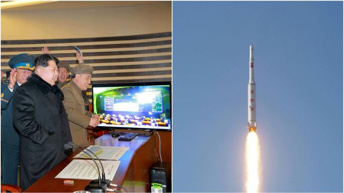 Nordcorea lancia razzo a lungo raggio