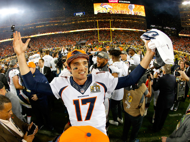 Football, Denver Broncos vincono il Super Bowl -  Foto   e   Video