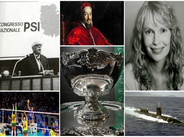 Accadde oggi: dall'invenzione della pallavolo alla nascita della Coppa Davis
