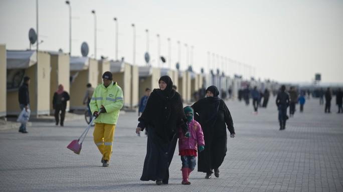 Dalle tendopoli ai container, viaggio nel campo di Oncupinar in Siria -  Foto