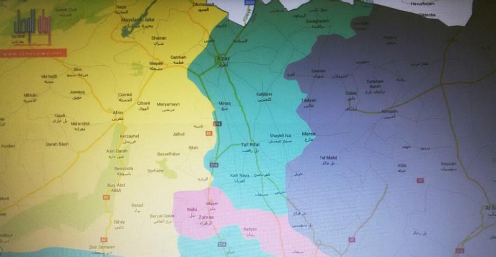 Siria: Tv, forze ribelli Esl entrano da Turchia