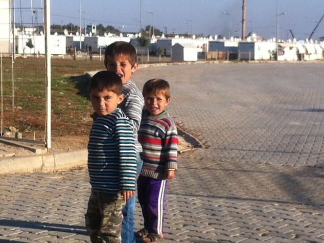 Guerra in Siria ha colpito 8,4 milioni bimbi