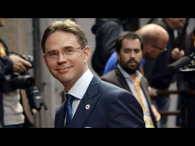 Ue: ecco nuovo governo, sette vicepresidenti; Katainen per crescita e lavoro