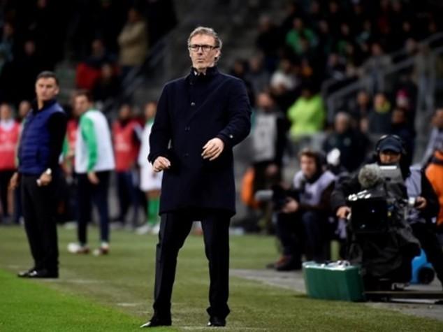 Laurent Blanc rinnova, guidera'  Paris Saint Germain  fino al 2018