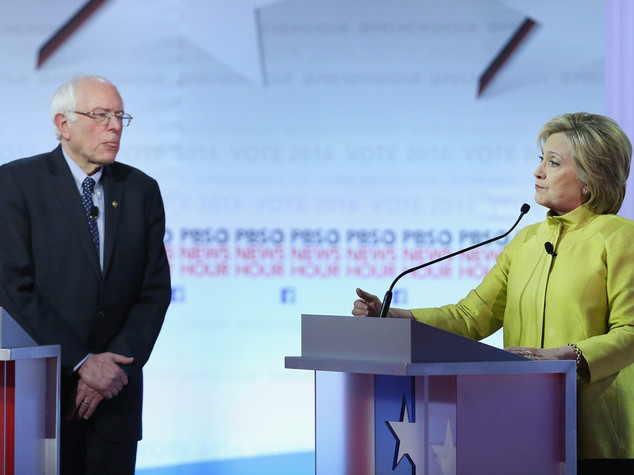 Scintille tra Sanders e Hillary in Michigan