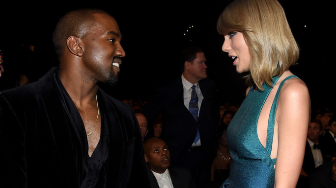 Io e Taylor Swift potremmo fare ancora sesso, bufera su West