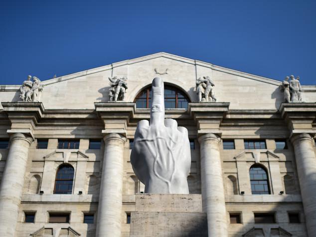 Borse europee in forte rialzo, Milano maglia rosa con Eni +6,68%