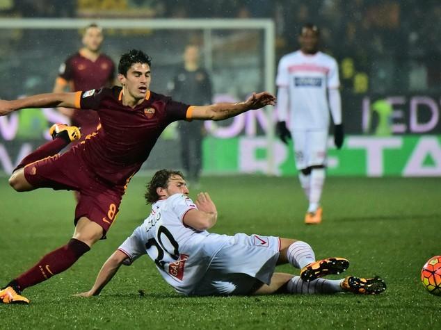 La Roma ritrova Dzeko, 3-1 al Carpi vale zona Champions