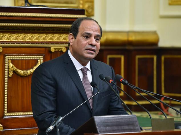 Al Sisi, non permetterò che processo sviluppo deragli