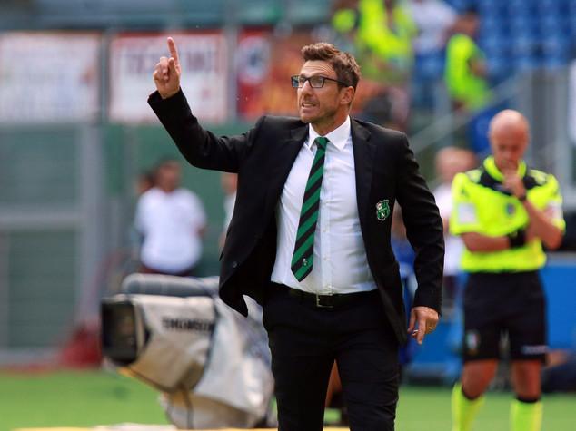 Euro-Sassuolo a Torino, Samp beffa la Lazio. Borriello chiama Conte