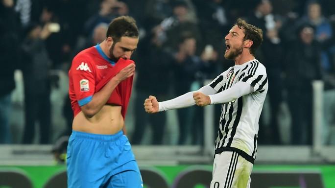 Serie A: Zaza decide il big match, Juve vince su Napoli 1-0