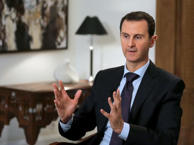 """Vertice sulla Siria a Losanna, Assad """"conflitto e' Usa-Russia"""""""
