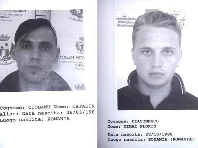 Evasione da Rebibbia, a giudizio due romeni