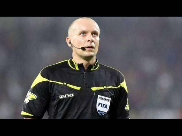 Football: Poland's Marciniak to referee Juventus-Malmo