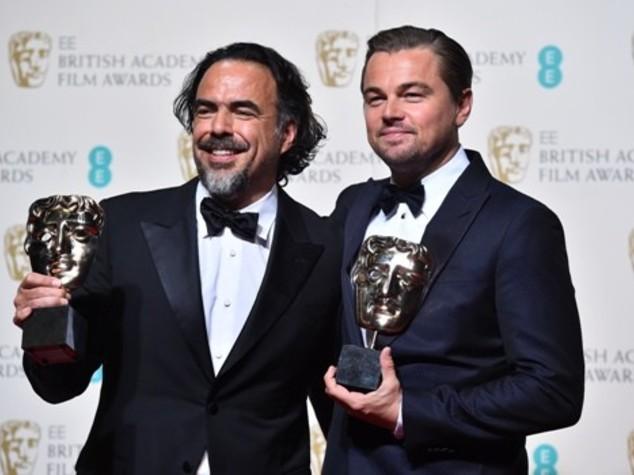 'Revenant' trionfa al Bafta, premiati regista e Di Caprio - Foto