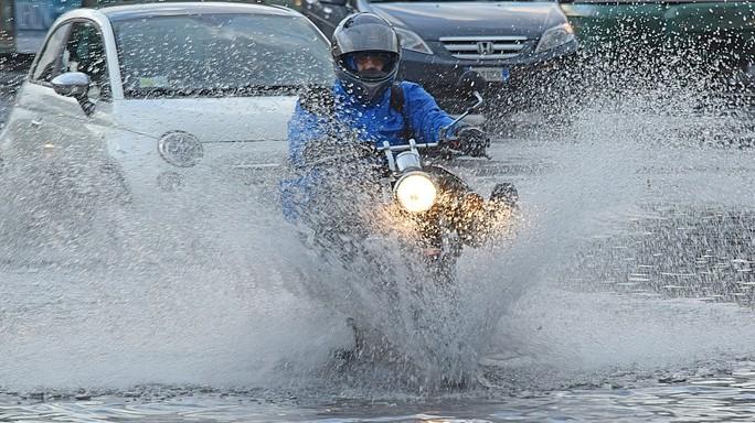 Italia nell'occhio del ciclone, rischio violenti nubifragi