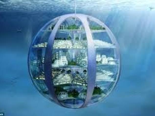Città sottomarine e droni, ecco la vita tra 100 anni