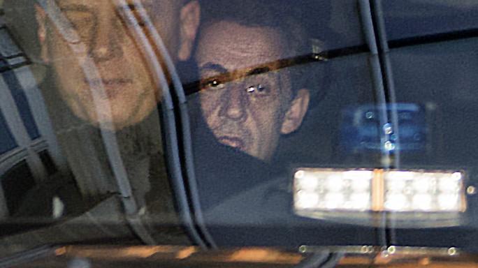Sarkozy indagato per fondi illegali durante campagna 2012