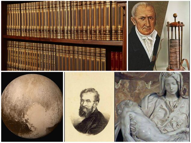 Accadde oggi: dalla nascita della Treccani alla scoperta di Plutone