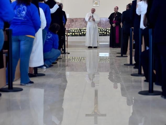 Papa: incarcerando non si risolvono i problemi sociali