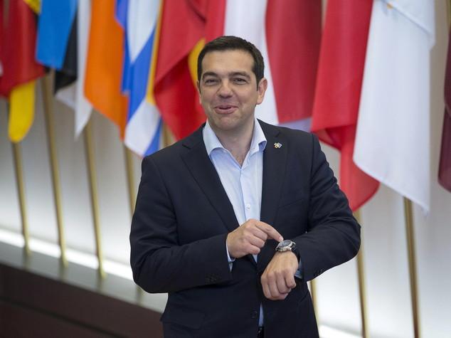 Grecia: Tsipras, pronti a grande 'no' su un cattivo accordo