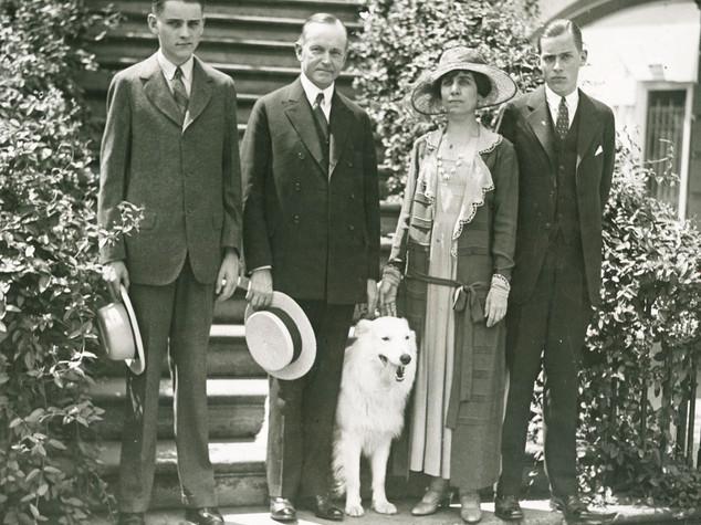 Quando Coolidge 'dribblò' il rum proibito all'Avana