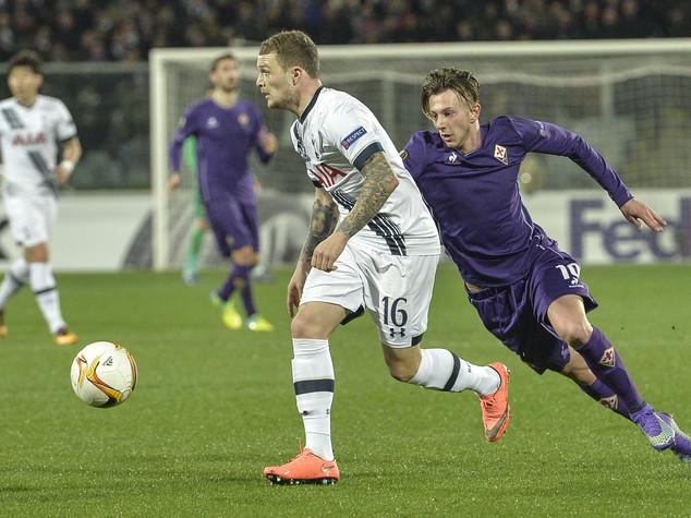 Europa League: Napoli ko 0-1 col Villarreal; Fiorentina-Tottenham 1-1