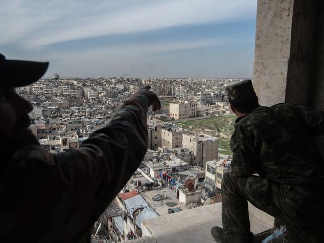 Siria, regime accetta l'accordo per il cessate-il-fuoco