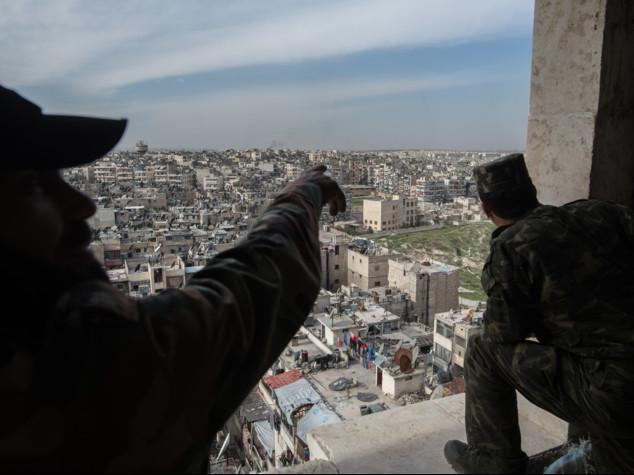 Siria: Mosca, con Usa vicini a operazioni congiunte ad Aleppo
