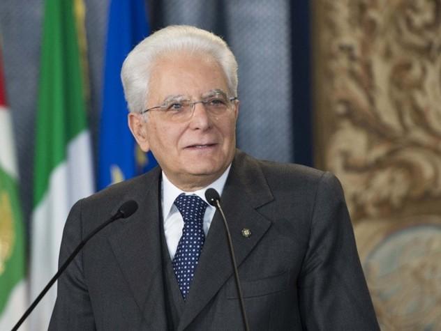 """Mattarella sul referendum """"sovranita' e' degli elettori"""""""
