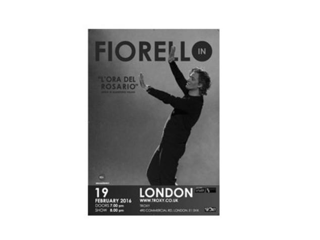 Fiorello incanta Londra, pienone di italiani al Troxy