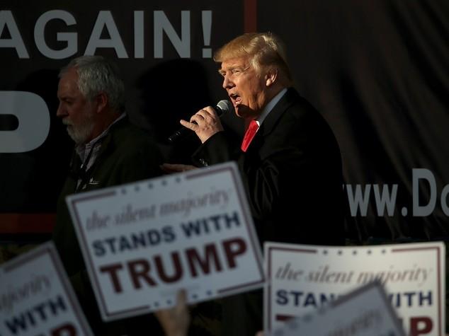 Trionfo Trump in Sud Carolina, Clinton vince in Nevada