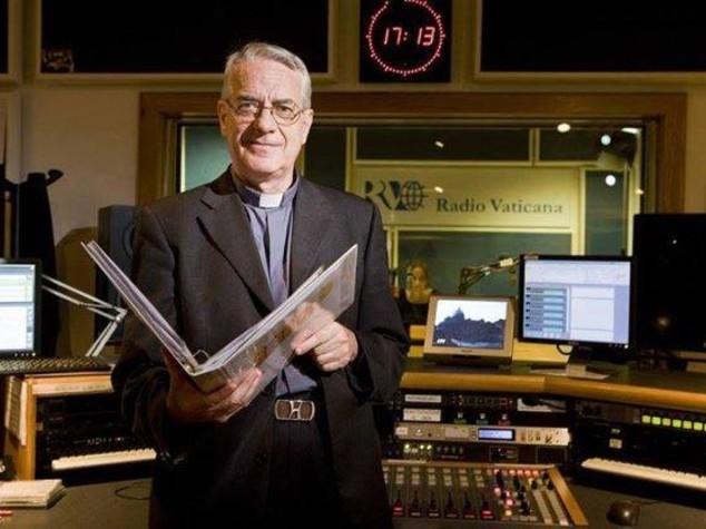 Dopo 20 anni padre Lombardi lascia Radio Vaticana
