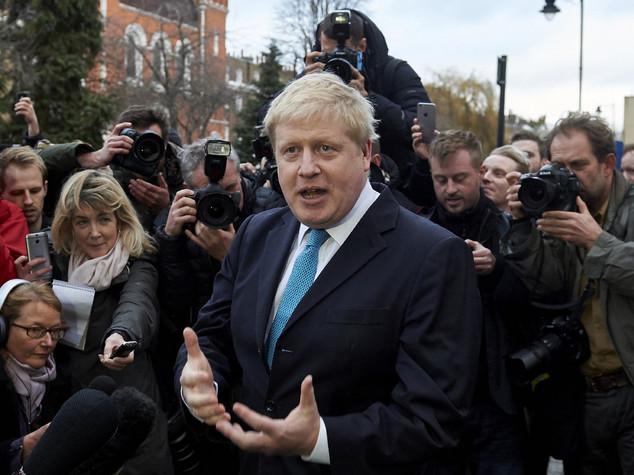 "Boris Johnson-choc, ""l'Ue come Hitler"""