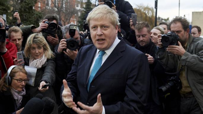 """Boris Johnson """"scioccato e rattristato"""""""