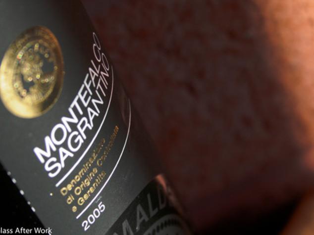 Vino, debutta Montefalco Sagrantino DOCG a quattro stelle