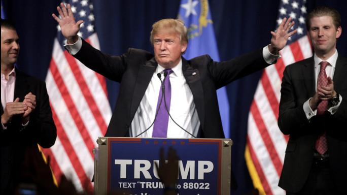 Trump inarrestabile, vince alla grande anche in Nevada