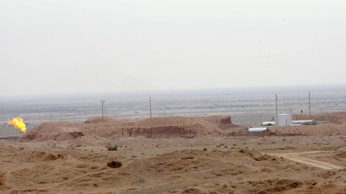 Iraq, domato fuoco in 6 pozzi petroliferi incendiati